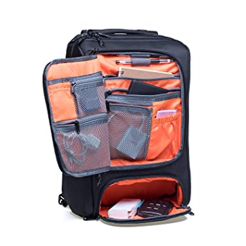 dc4f6abd09 KAUKKO Unisex Adult Laptop-Rucksäcke Damen Herren 18 Zoll Backpack  Schulrucksack für 17 quot  Notebook