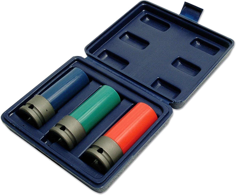 Laser Tools 3039 Wheel Nut Set 3pc