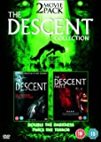 The Descent and The Descent Part 2 [DVD]
