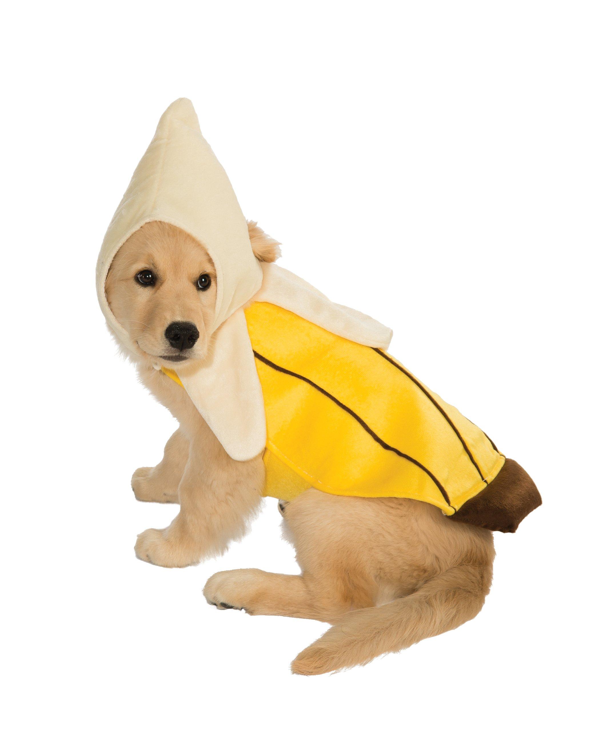 Rubie's Banana Pet Costume, Medium