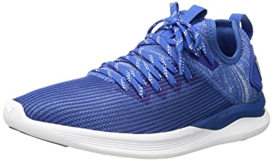 premium selection 209ae be00a PUMA Men's Ignite Flash Evoknit Stripped Sneaker