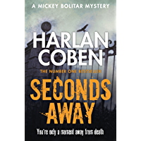Seconds Away (Mickey Bolitar Book 2) (English Edition)