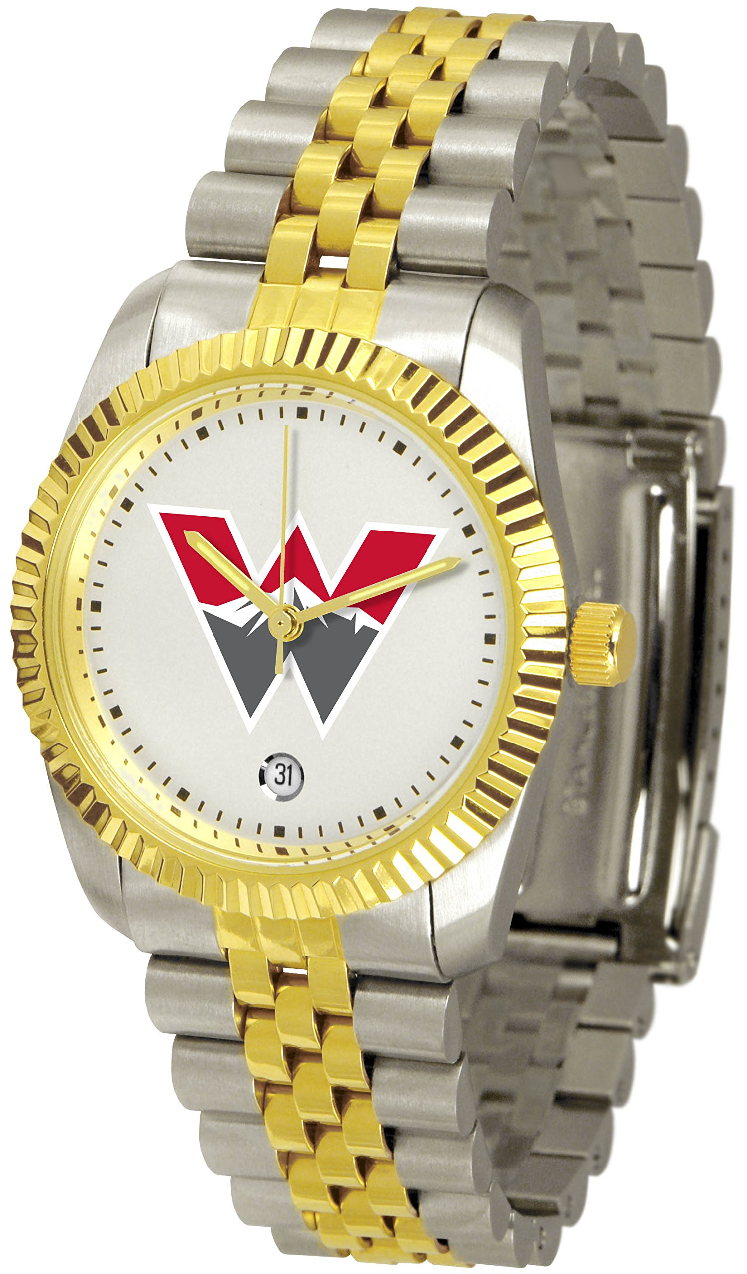 Western State Colorado University Mountaineers-Men's Executive by SunTime