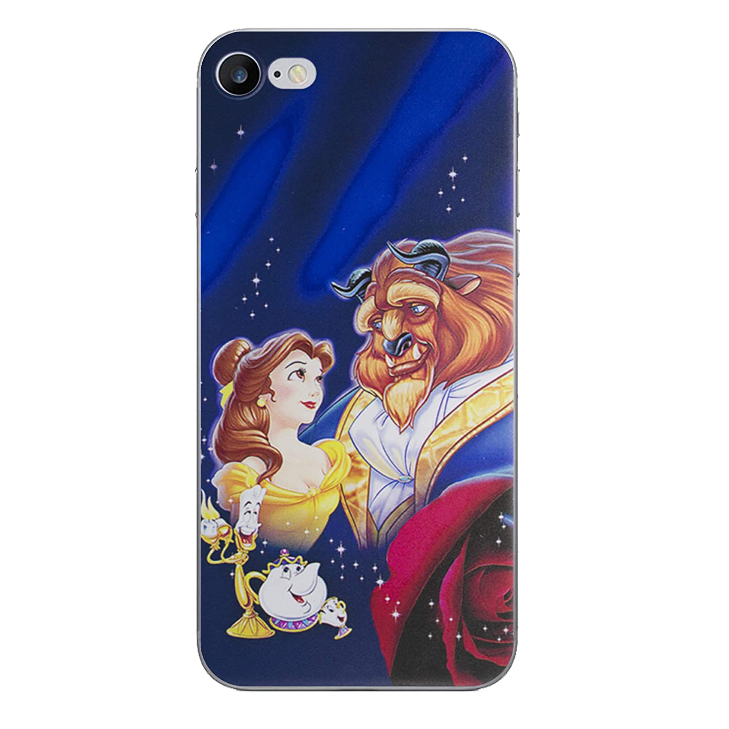 iphone 8 beauty and the beast phone case