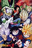 GB Eye Ltd, Dragon Ball Z, Cell Saga, Maxi Poster