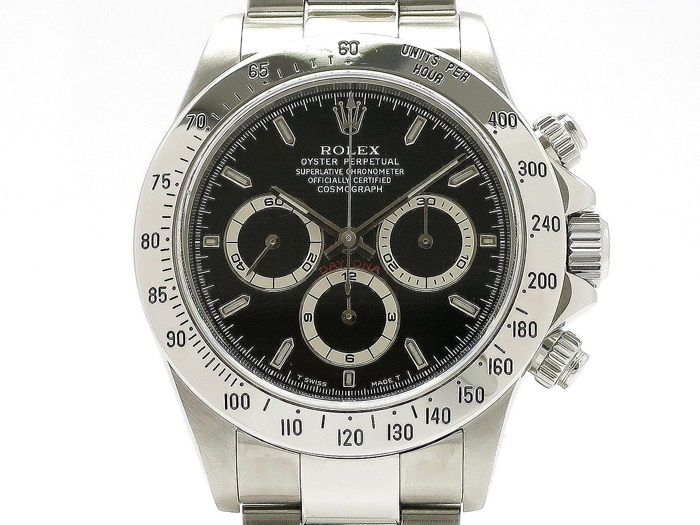 (ロレックス) ROLEX 腕時計 デイトナ エルプリメロ 後期型ブレス トリチノバ SS 16520(U) 中古 B07DKYKHSH