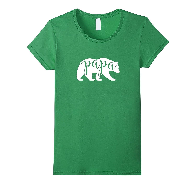 Papa Bear t-shirt Dad Daddy Tee Shirt