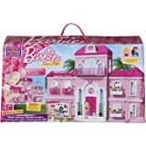 Mega Bloks Barbie: Build 'n Style Luxury Mansion