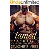 Tamed by a Sheikh: An Interracial Romance (Auctioned To A Sheikh Book 1)