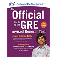 GRE The Official Guide to the Revised General Test, Second Edition (GRE: The Official Guide to the General Test)