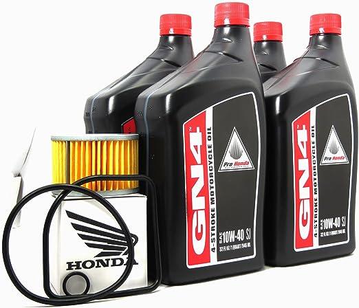 Honda CX650 C Custom 83 Moose Racing Oil Filter