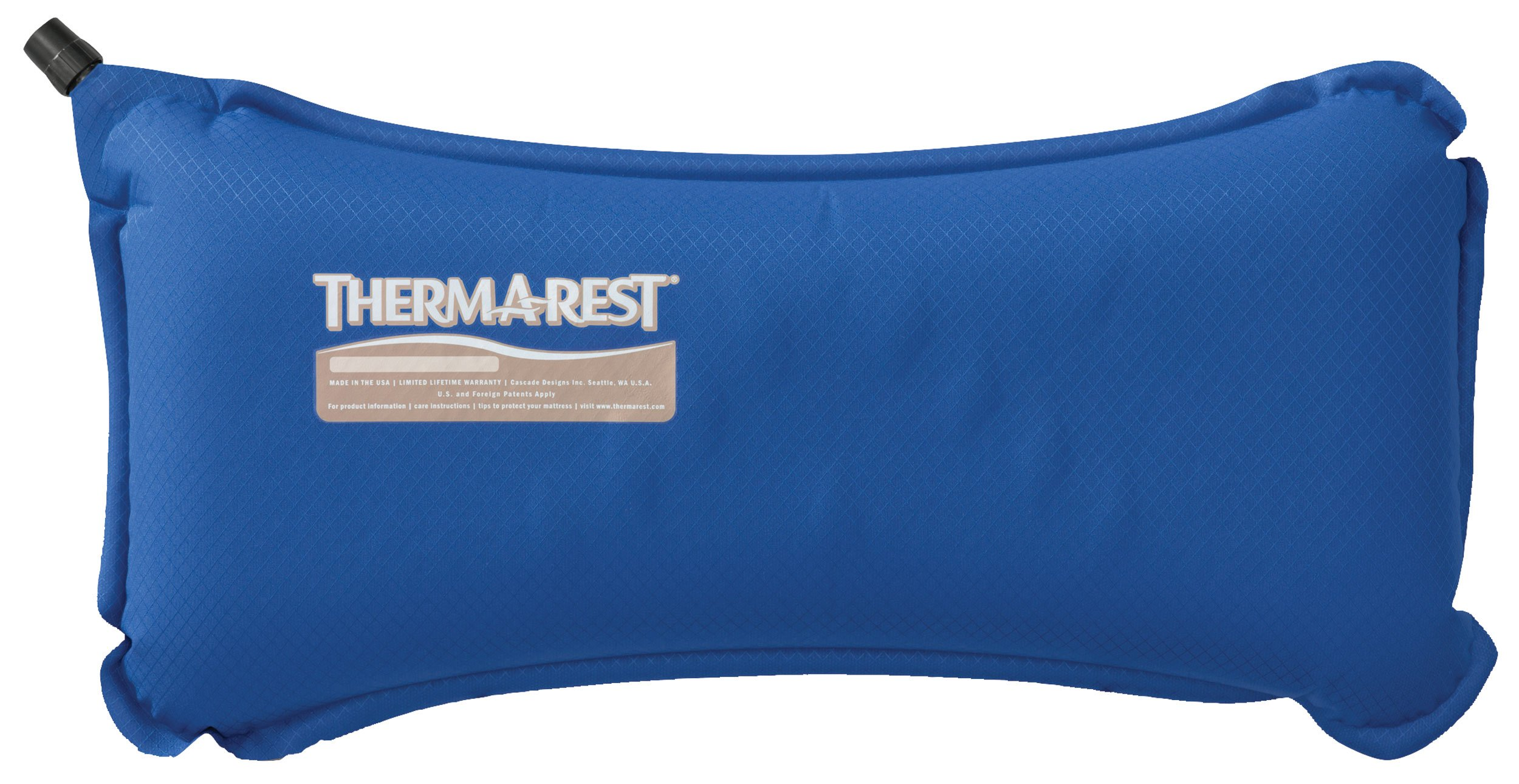 Therm-a-Rest Lumbar Travel Pillow, Nautical Blue by Therm-a-Rest