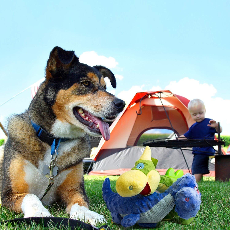 Pet Magasin Peluches para perros - Juguetes de peluche para masticar, rellenos y con sonido para cachorros, gatos y otros animales pequeños: Amazon.es: ...