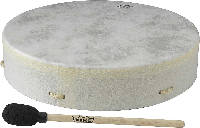 "Remo E1-0316-00 Buffalo Drum - Standard, 16"" 81fW-6qOU2LSL1500_"