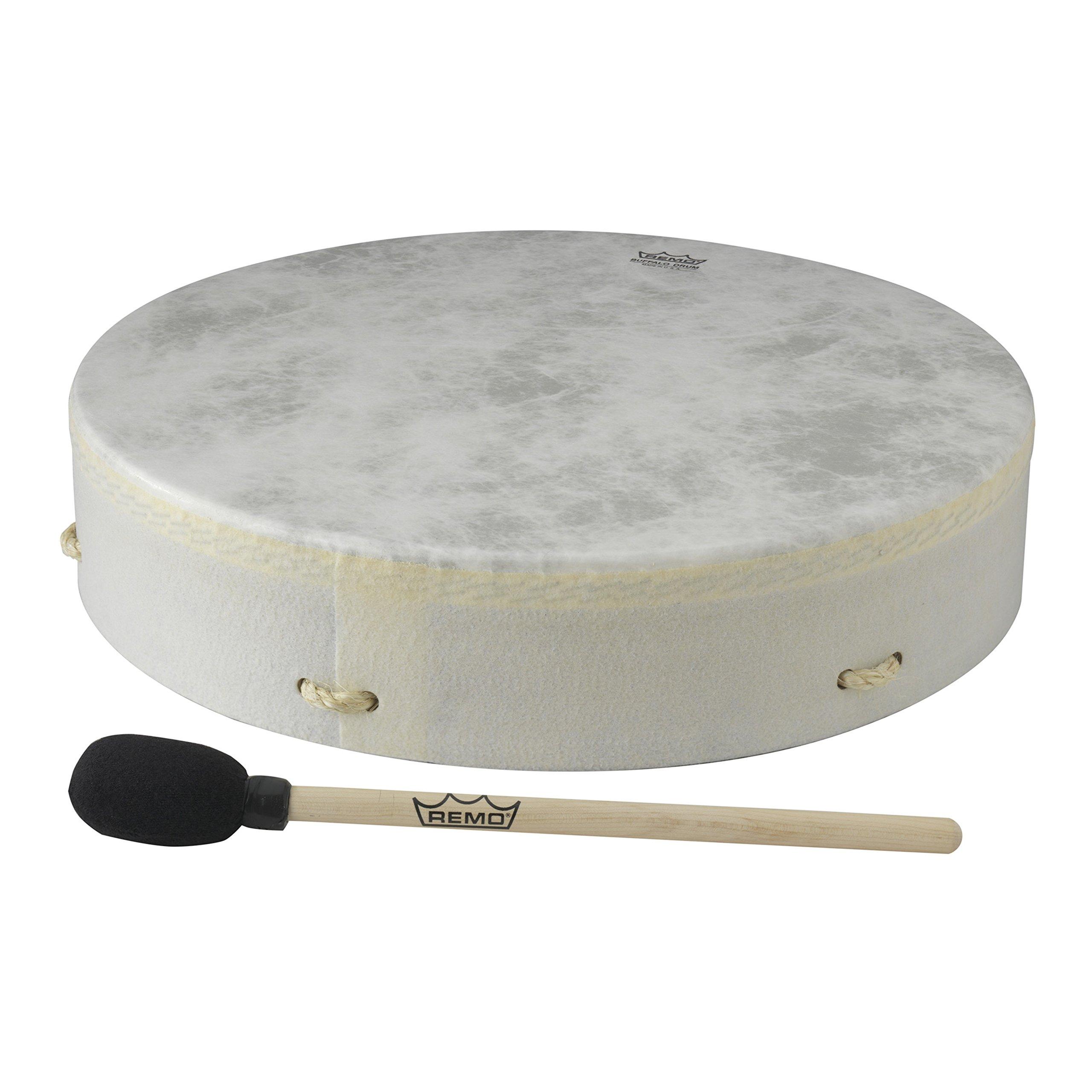 Remo E1-0316-00 Buffalo Drum - Standard, 16''