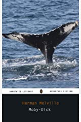 Moby-Dick By Herman Melville Annotated Novel Kindle Edition