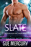 Slate: Vaxxlian Alien Mail Order Brides #2 (Intergalactic Dating Agency)