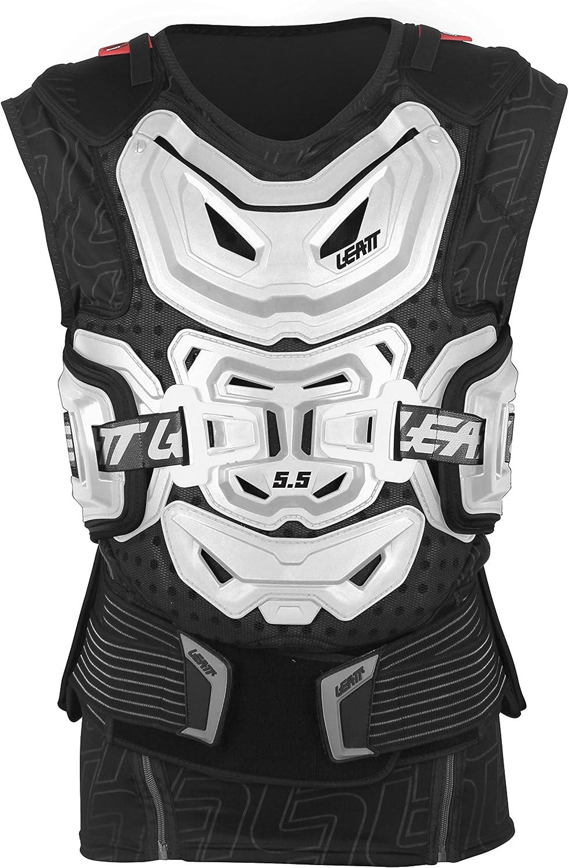 Black, XX-Large Leatt 5.5 Body Vest