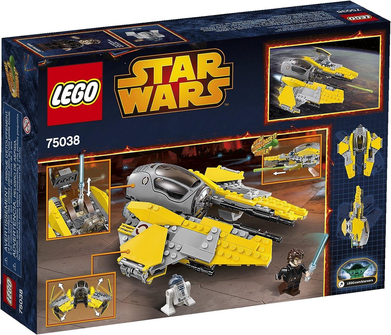 LEGO Star Wars 75038 Jedi Interceptor (Discontinued by manufacturer)