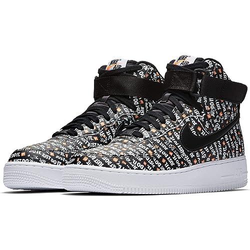 535e882393bd Nike Unisex Adults  Air Force 1 High Lx Gymnastics Shoes