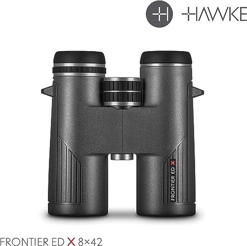 Hawke Frontier ED X 8×42 Binocular Grey 38411