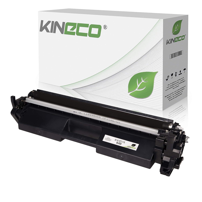 Tóner Kineco compatible con impresora láser HP CF217A 17A LaserJet ...