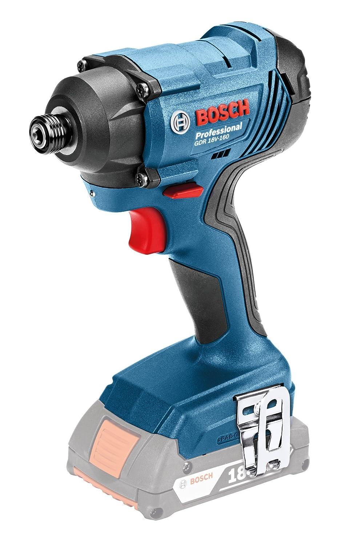 Bosch Professional - Taladro atornillador de impacto a batería GDR ...
