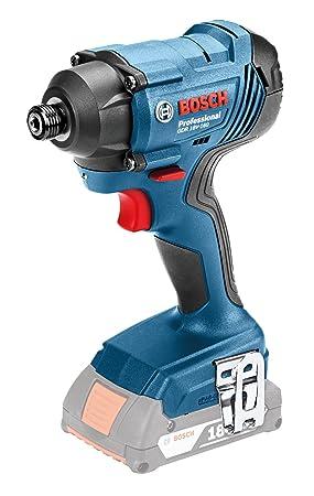 Bosch Professional - Taladro atornillador de impacto a ...