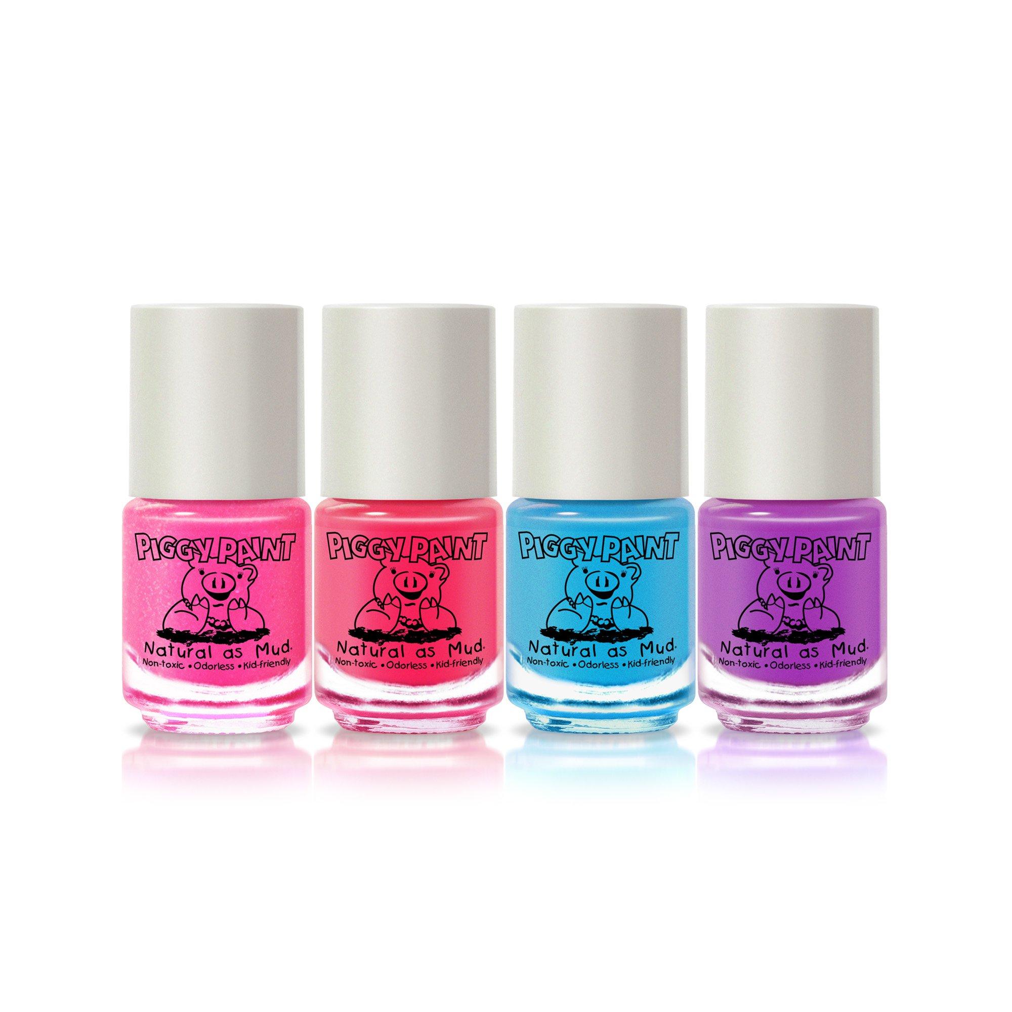 Piggy Paint - 100% Non-toxic Girls Nail Polish, Safe, Chemical Free ...