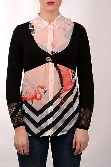 on sale e62c6 77173 Guess Coprispalle Pizzo Maglia: Amazon.it: Abbigliamento