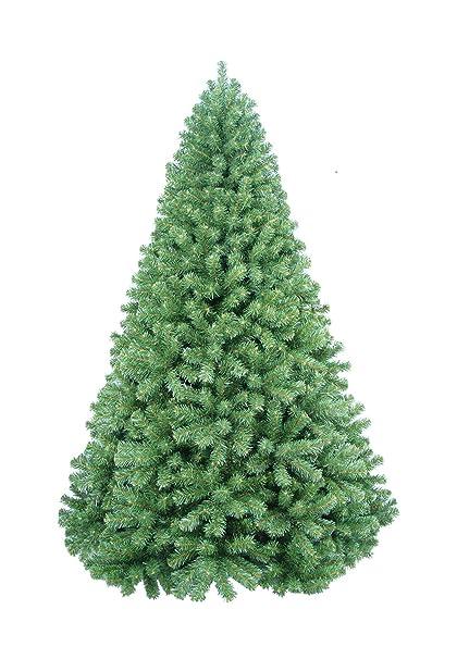 Oncor artificial Christmas Tree Monterey Pine 8ft green - Oncor Artificial Christmas Tree Monterey Pine 8ft Green: Amazon.ca