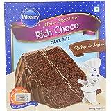Pillsbury Moist Supreme Flavoured Cake Mix, Rich Chocolate, 285g