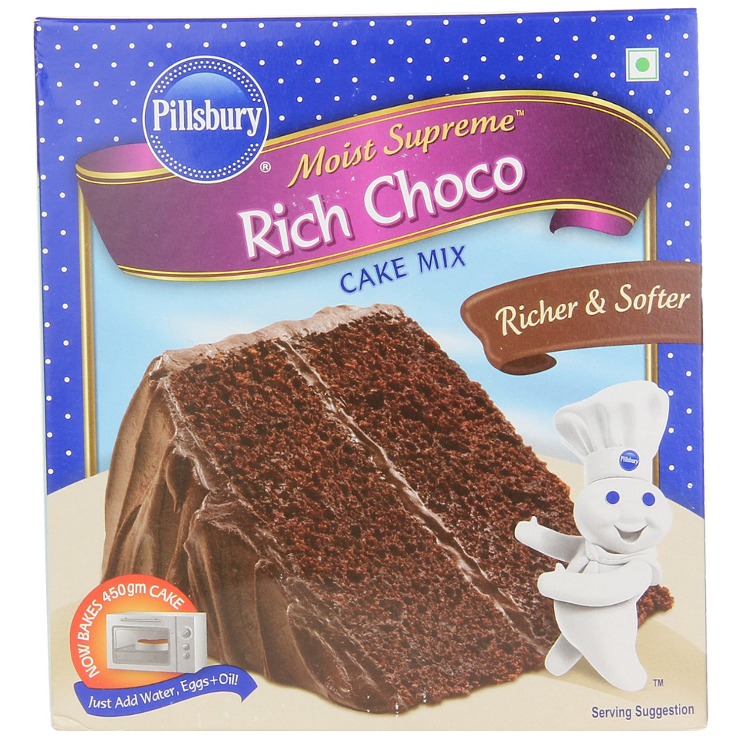 How To Make Pillsbury Cake Mix In Microwave