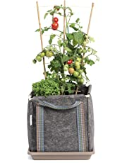 Saco Tomatero Mh (30x30x30cm) para huerto Urbano + Manual Agricultura Urbana Digital