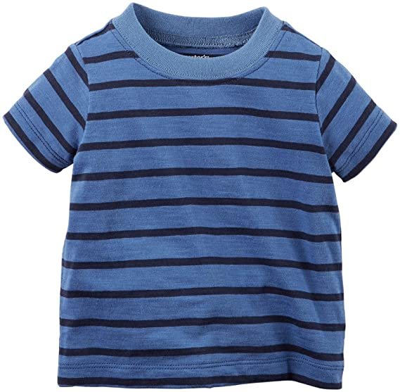 5c857be0c Amazon.com  Carter s Baby Boys  2 Piece Shortall Set