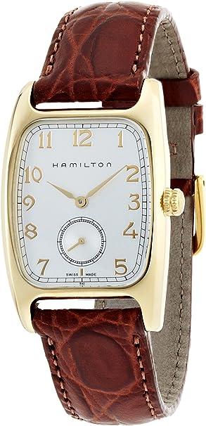 Hamilton Boulton Quartz H13431553