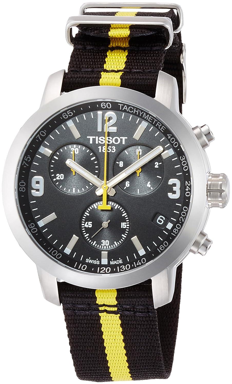 Amazon.com: Tissot PRC 200 Chronograph Tour De France Mens Watch: Watches