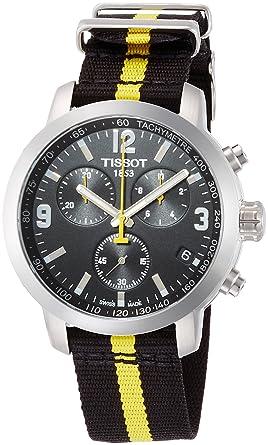 a439e795364 Amazon.com  Tissot PRC 200 Chronograph Tour De France Men s Watch ...