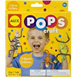 ALEX Toys POPS Craft 3 Spoon Critters