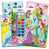 Pretty Princesses Coloring Book (Disney Princess) (Color Fun ...