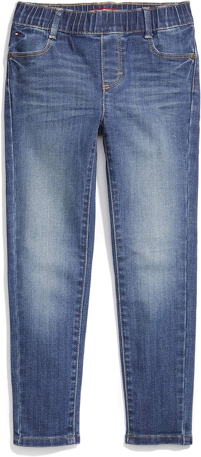 Tommy Hilfiger Girls Stretch Denim Jeans