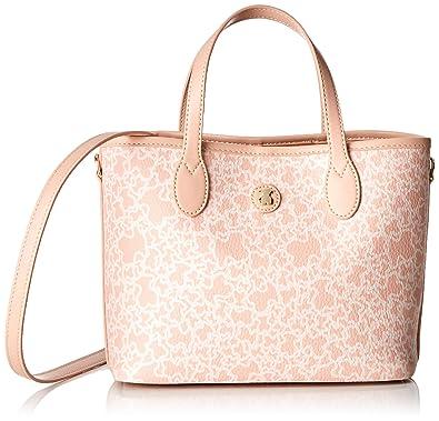 Amazon.com: Tous 795800045 - Bolso para mujer, color rosa: Shoes