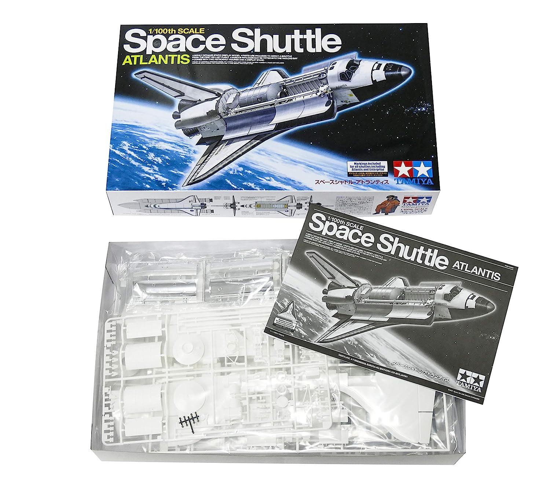 Tamiya Models Pace Shuttle Atlantis Model Kit