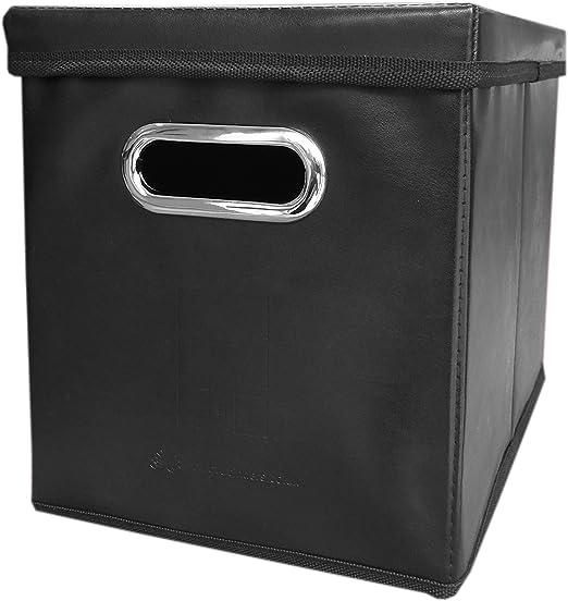 DVD caja de almacenaje para DVDs 100 (negro): Amazon.es: Hogar