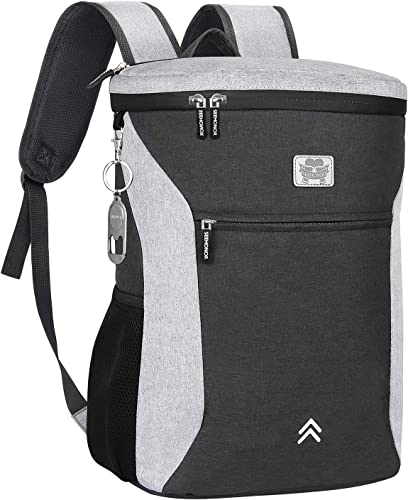 SEEHONOR Insulated Backpack Cooler