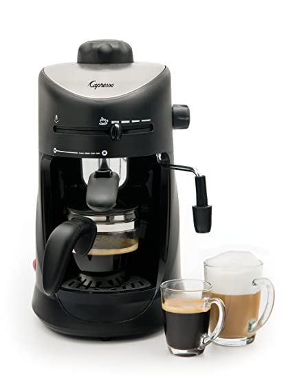 amazon com capresso 303 01 4 cup espresso and cappuccino machine rh amazon com