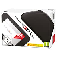 Nintendo 3DS XL - Konsole, schwarz