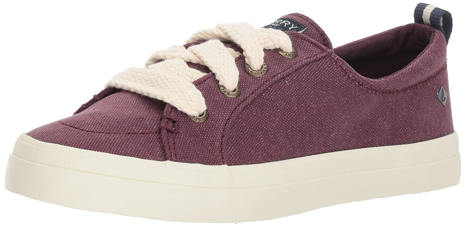 Sperry Top-Sider Women's Crest Vibe Chubby Lace Sneaker B078SHC5NN 10 M US|Fig