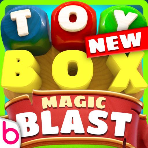 Toy Box Magic Blast Arena ()