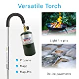 IGNIGHTER Weed Burner Torch - Use with Propane